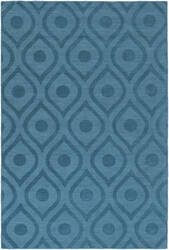 Surya Central Park Zara Teal Area Rug