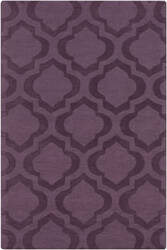 Surya Central Park Kate Purple Area Rug