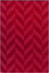 Surya Central Park Carrie Red Area Rug