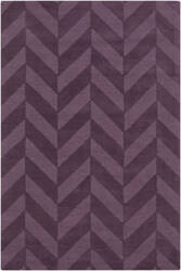 Surya Central Park Carrie Purple Area Rug