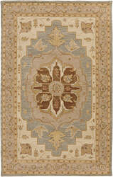 Surya Middleton Mia Brown/Ivory Area Rug