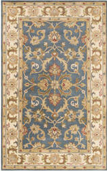 Surya Oxford Aria Teal/Beige Area Rug