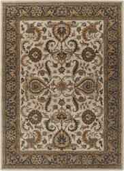 Surya Middleton Georgia Ivory - Charcoal Area Rug