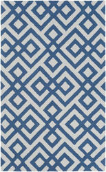 Surya Impression Poppy Blue - Ivory Area Rug