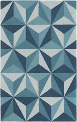 Surya Impression Callie Blue Multi Area Rug