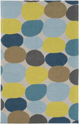 Surya Impression Allie Blue Multi Area Rug