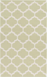 Surya Vogue Everly Sage/White Area Rug
