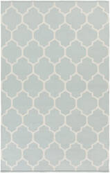 Surya Vogue Claire Light Blue/White Area Rug