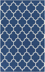 Surya Vogue Claire Blue/White Area Rug