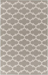 Rugstudio Sample Sale 125956R Gray - Ivory Area Rug