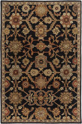 Surya Middleton Victoria Black Area Rug