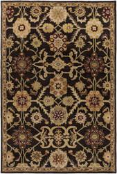 Surya Middleton Jenna Black Multi Area Rug
