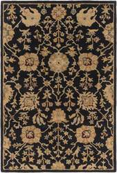 Surya Middleton Allison Black Area Rug