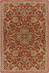 Surya Middleton Ava Rust Area Rug
