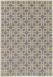 Surya Transit Madison Pale Blue - Ivory Area Rug