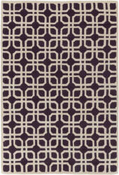 Surya Transit Madison Purple - Ivory Area Rug