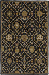Surya Middleton Alexandra Black Area Rug