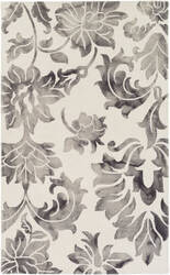 Surya Organic Chloe Grey - Off-White Area Rug