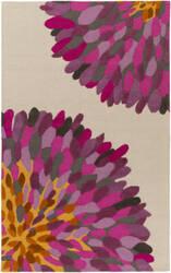 Surya Pollack Susannah Pink - Light Grey Area Rug