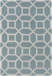 Surya Arise Evie Blue - Light Gray Area Rug