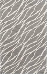 Surya Arise Willa Grey - Ivory Area Rug
