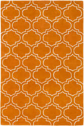 Surya Signature Emily Orange - Ivory Area Rug