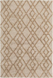 Surya Silk Valley Lila Beige - Brown Area Rug