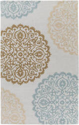 Surya Venus Brooklyn Ivory - Blue Area Rug