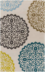 Surya Venus Brooklyn Beige - Multi Area Rug