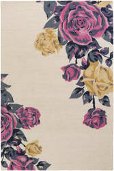 Surya Botany Cora Pink Area Rug