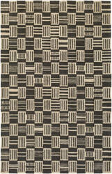 Surya Congo Harriet Black - Beige Area Rug
