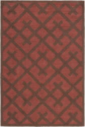 Surya Congo Adrienne Red - Brown Area Rug