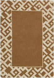 Surya Congo Carson Taupe - Beige Area Rug