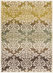Surya Crete Elise Cre6099 Multi-Colored - Green Area Rug
