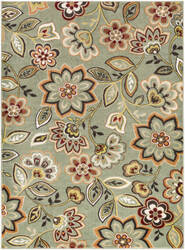 Surya Crete Amara Multi-Colored - Green Area Rug