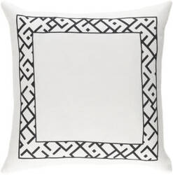 Surya Ethiopia Pillow Rwanda Etpa7226 Ivory