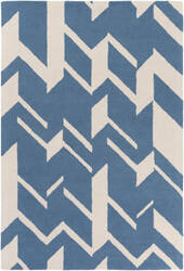 Surya Hilda Rae Teal - Gray Multi Area Rug