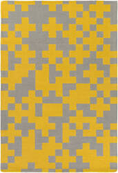 Surya Hilda Beatrix Yellow - Gray Area Rug
