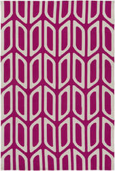 Surya Joan Wellesley Hot Pink Area Rug