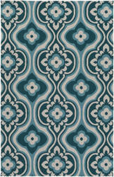 Surya Joan Kingsbury Teal Area Rug