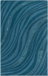Surya Lounge Carmen Teal - Dark Blue Area Rug