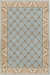 Surya Madeline Alexis Light Blue Area Rug