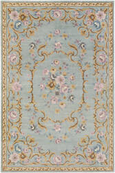 Surya Madeline Eleanor Multi-Colored - Blue Area Rug