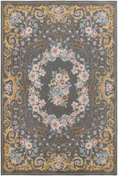 Surya Madeline Melanie Multi-Colored- Gray Area Rug