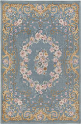 Surya Madeline Melanie Multi-Colored- Blue Area Rug