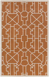 Surya Marigold Leighton Orange Area Rug