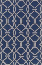 Surya Marigold Serena Navy Blue - Gray Area Rug