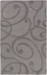 Surya Poland Bailey Dark Grey Area Rug