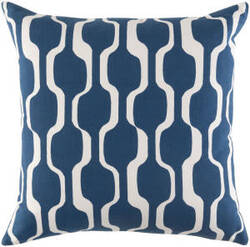 Surya Trudy Pillow Vivienne Trud7189 Royal Blue