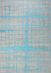 Bashian Crossroads C187-Nr1 Turquoise Area Rug